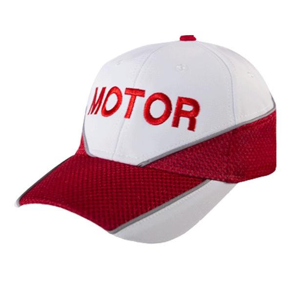 MOTOR STYLE CAP