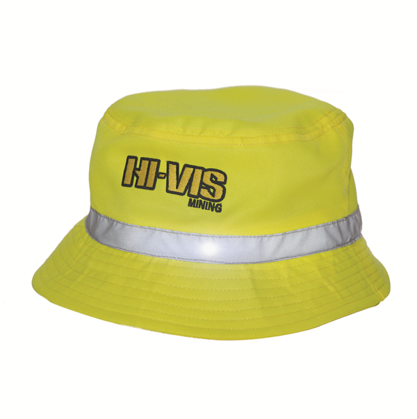 HIGH VISIBILITY BUCKET HAT (HVB01 YELLOW) – Sino Hitec Trading 715aef34d46