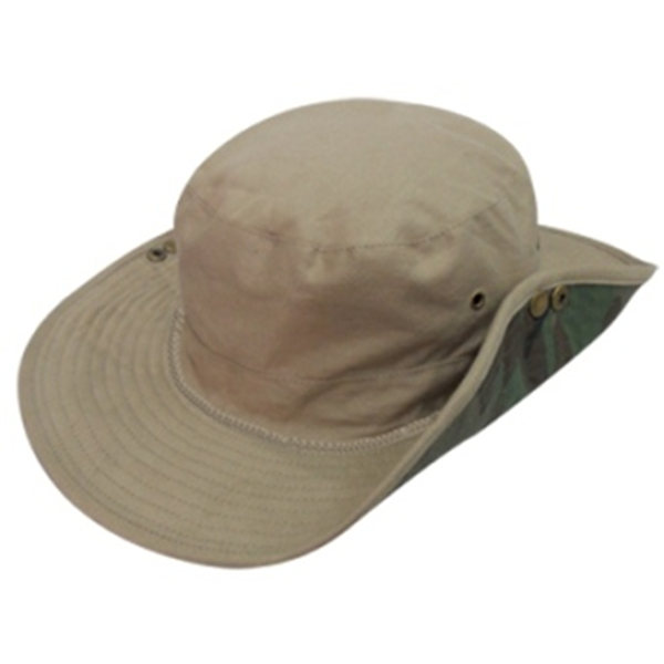 SAFARI REVERSIBLE COWBOY HAT