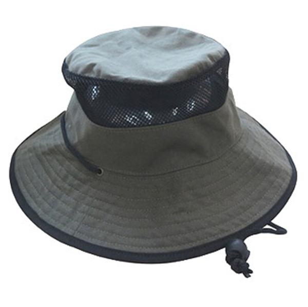 SAFARI MESH BUSH HAT