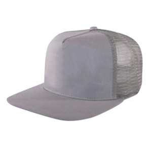 FLAT PEAK MESH BACK CAP