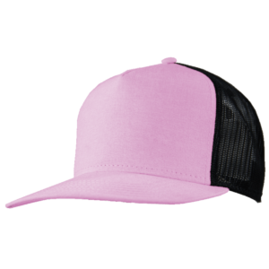 EXECUTIVE TRUCKER CAP (ITEM EXT05 PINK | BLACK)