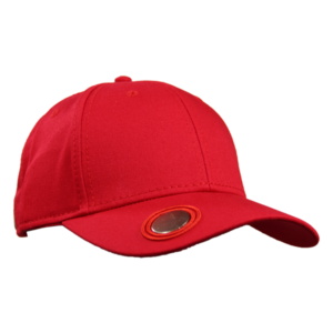 BIRDIE GOLF CAP WITH MAGNETIC MARKER