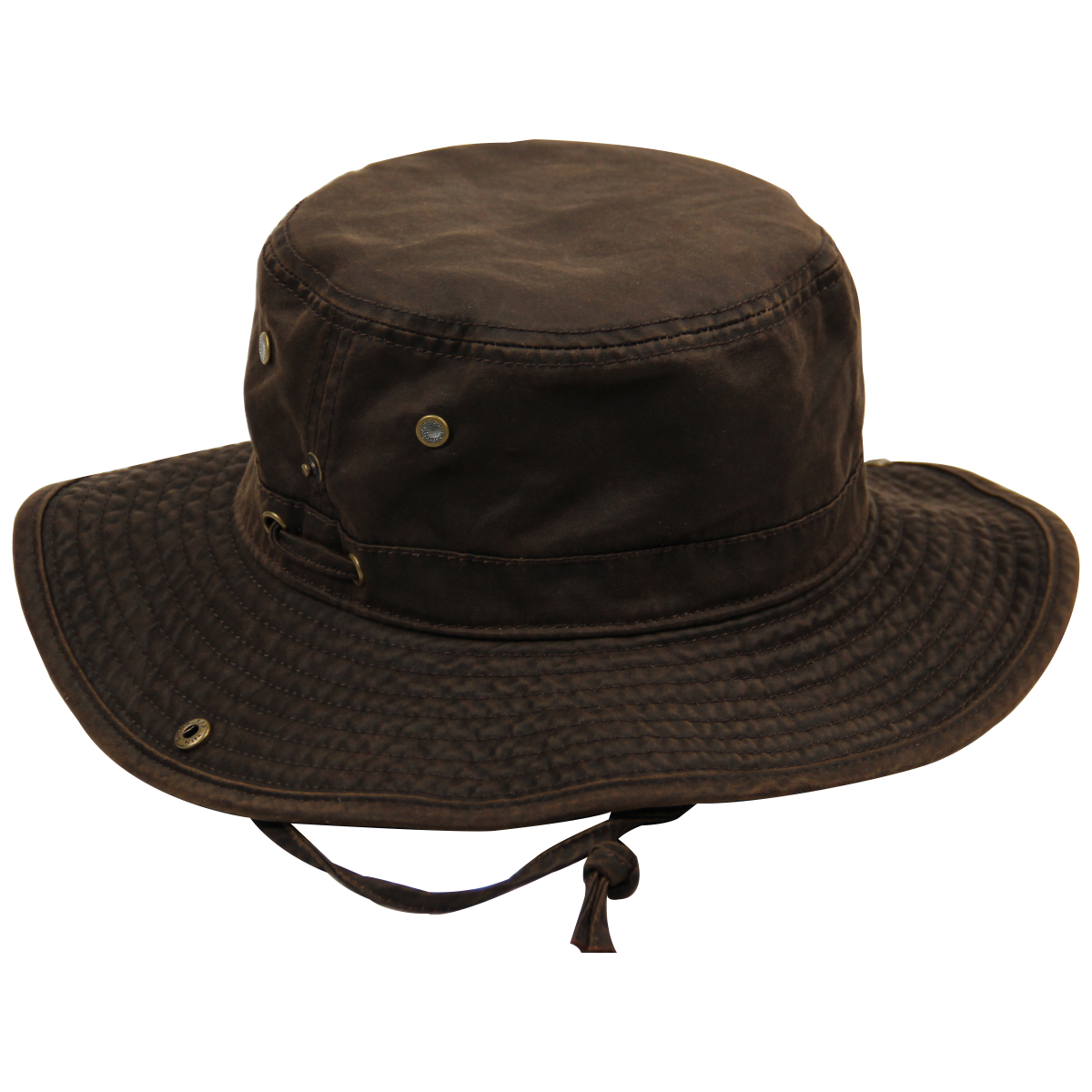OILSKIN BUSH HAT