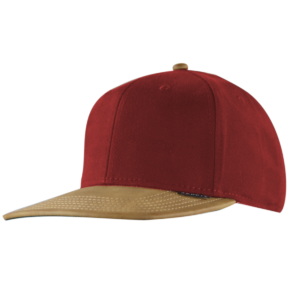 PU PEAK SNAP BACK (ITEM PUP04 RED | BEIGE)