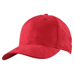 SUEDE MESH BACK CAP