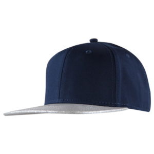 BLING PEAK CAP (ITEM BSB02 NAVY | SILVER)