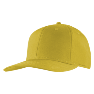 CONTOUR PEAK SNAP BACK (ITEM CON04 YELLOW)