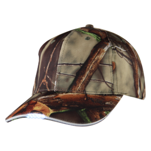 LED LIGHTS CAP (ITEM LEL03 CAMO)