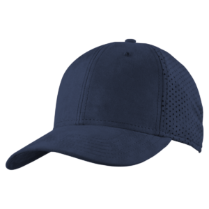 SUEDE MESH BACK CAP (ITEM SUM01 NAVY)
